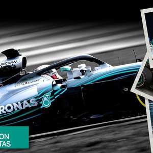 Mercedes W09: o carro do pentacampeonato de Hamilton na ...