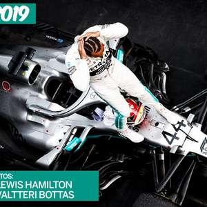 Mercedes W10: o carro do hexacampeonato de Hamilton em 2019