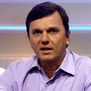 Mauro Cezar substitui narrador, relata gol e brinca: ...