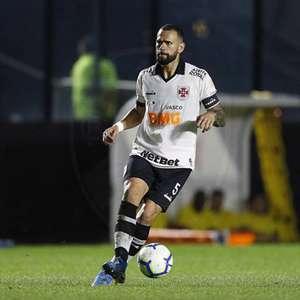 Leandro Castán lamenta derrota do Vasco no fim e ...