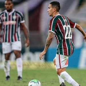 Fluminense faz contato com estafe de Dodi e segue aguardando resposta sobre renovação