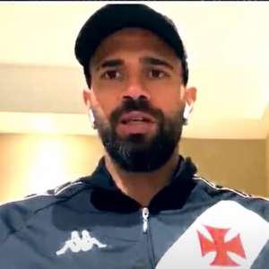 Leandro Castan lamenta derrota do Vasco no fim e ...