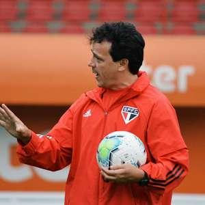 Diniz tem problemas para escalar o São Paulo contra o Fortaleza