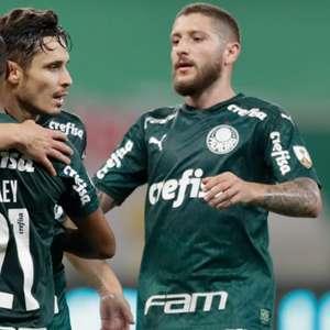 Palmeiras tem mais de 70% dos gols marcados no segundo ...
