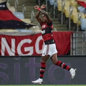 Gol de Bruno Henrique à la Cristiano Ronaldo ganha ...