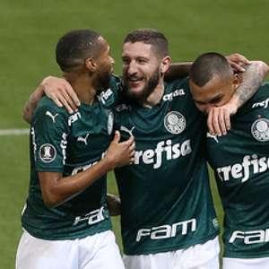 Zé Rafael marca o gol de número quatro mil do estádio ...