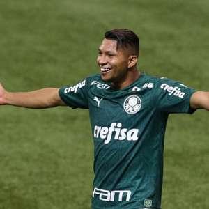 Inconstante no Palmeiras, Rony é jogador com mais ...