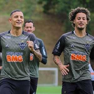 Guilherme Arana cobra mais equilíbrio em campo do Galo e ...