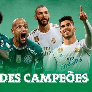 Veja os maiores campeões das ligas nacionais por país