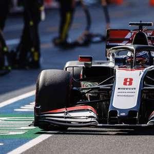 Grosjean anuncia saída da Haas e indica despedida da F1 ...