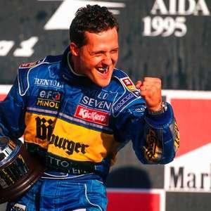 Na Garagem: Schumacher vence em Aida e se torna mais ...