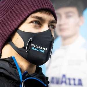 Russell ignora rumores e garante permanência na Williams ...