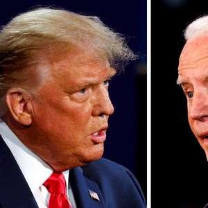 Trump x Biden: quem ganhou o último debate presidencial ...