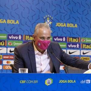 Tite convoca duplas de Fla e Palmeiras para Eliminatórias