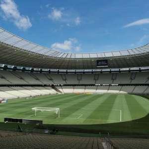 Próximos na tabela, Ceará e Coritiba se enfrentam na Arena Castelão