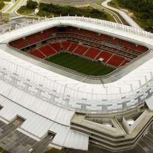 Arena Pernambuco será palco do duelo entre Brasil e Argentina