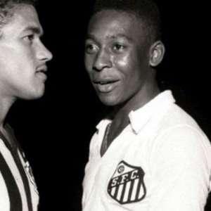 Pelé x Mané: em um confronto para a história, Santos ...