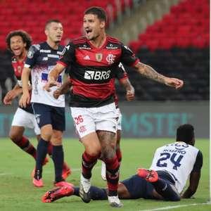 Com gol de Thuler, Flamengo chega a 20 jogadores ...