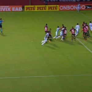 Vitória sai na frente, mas permite empate do Guarani ...