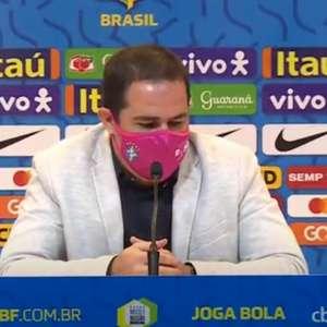 Sem jogadores que atuam no Brasil, Jardine convoca Seleção olímpica para amistosos na Arábia Saudita