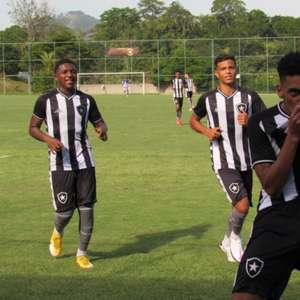 Com Matheus Nascimento, Botafogo vence América-MG no BR ...