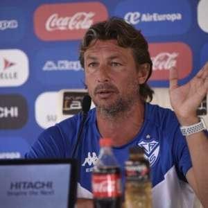 Palmeiras se 'blinda' por treinador e conversa com Heinze