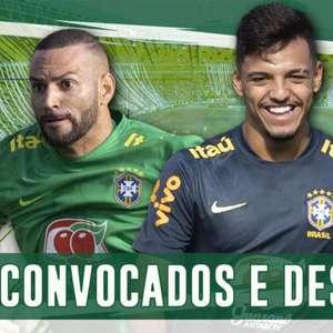 Boletim do Palmeiras: Sorteio da Libertadores, jogadores ...