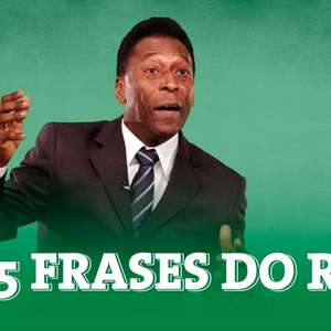 Top 5: frases e histórias marcantes do Rei Pelé