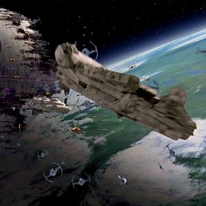 Combate espacial não será igual a Star Wars; nem mesmo ...