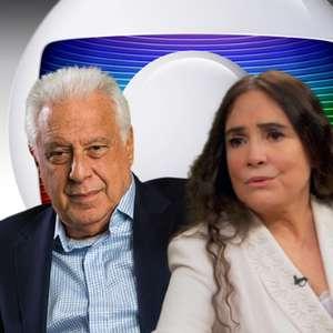 Fagundes critica Regina Duarte, autores e demissões na Globo