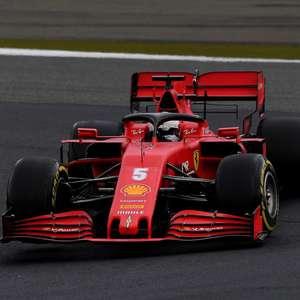 Vettel traça novo objetivo para últimos meses na ...