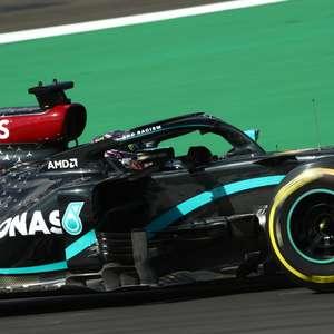 """""""Circuito desafiador"""" e curva que vem do nada: Hamilton ..."""