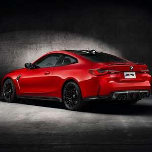 BMW M4 Competition tem série especial Kith de 150 carros