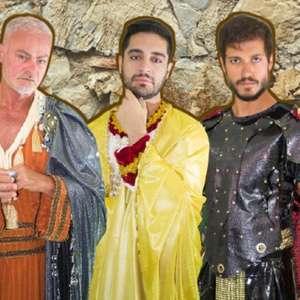 'Paixão de Cristo' será transmitida online com atores da TV