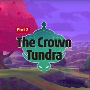 The Crown Tundra está disponível para Pokémon Sword e Shield