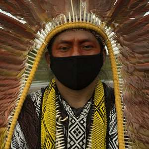 Covid entre indígenas: 'Só uma família na minha aldeia ...