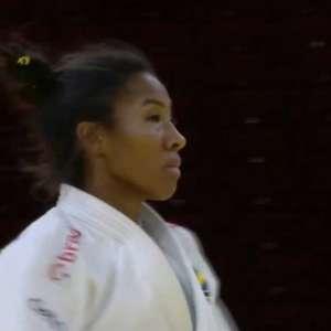 Ketleyn Quadros perde na disputa pelo bronze em Grand Slam de Judô na Hungria