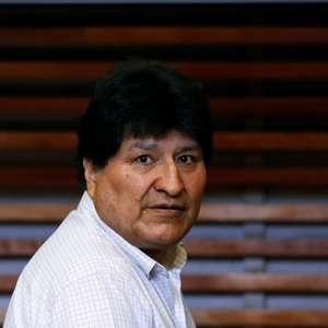 Evo Morales deixa Argentina em avião com destino à ...