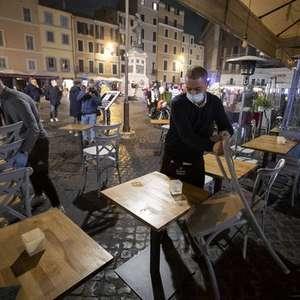 Itália tem maior número diário de mortes por Covid em 5 ...