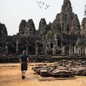 Descubra 5 lugares místicos pelo mundo