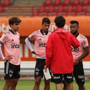 Base do São Paulo é responsável por 31% dos gols do ...