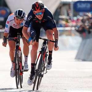 Giro da Itália tem os dois primeiros com mesmo tempo. ...