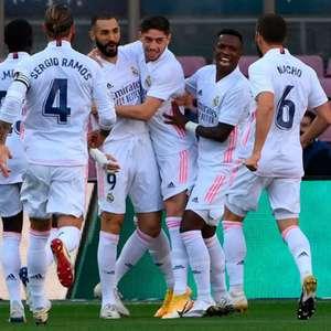 Sergio Ramos e Courtois destacam importância da vitória ...