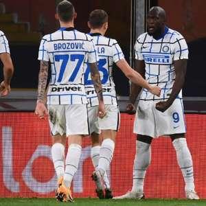 Apesar de jogo ruim, Inter vence Genoa e Lukaku aparece ...
