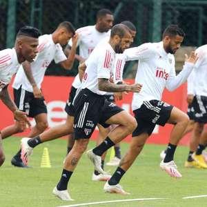 Com dúvidas, São Paulo finaliza preparação para decisão ...