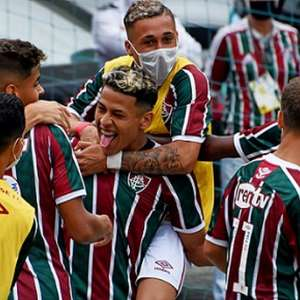 Fluminense vence o Ceará e chega à terceira vitória seguida no Brasileiro Sub-17
