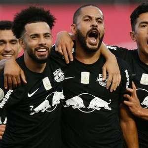 Bragantino bate o Goiás por 2 a 0 e coloca Vasco no Z-4
