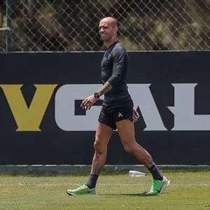 Tardelli se recupera bem de lesão e pode voltar ao Galo ainda em 2020