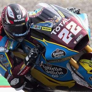 Lowes comanda TL3 da Moto2 para GP de Teruel. Bastianini ...