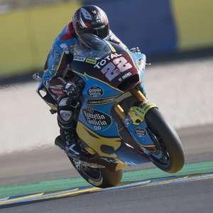 Lowes domina e conquista pole da Moto2 para GP de ...